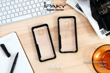 Ốp dẻo IPAKY chống shock Mate 20 Pro